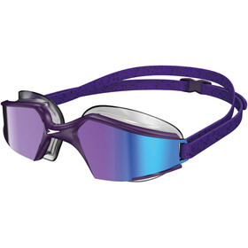 speedo Aquapulse Max Mirror V3 Gogle, purple/purple
